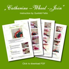 LINK TO PDF:  http://www.perlenwahn.de/pdf/Catherine-Wheel-Join_shuttle_english_version.pdf