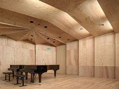 Chamber music hall