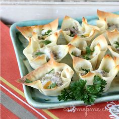10 Homemade Holiday Appetizers