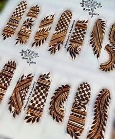 Finger Mehendi Designs, Mehandi Design For Hand, Palm Mehndi Design, Mehndi Designs For Kids, Engagement Mehndi Designs, Full Hand Mehndi Designs, Mehndi Designs Book, Mehndi Designs For Fingers, Beautiful Mehndi Design