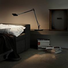 A New Lighting Language: The Kelvin LED Lamp from FLOS  in home furnishings  Category