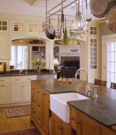 Room Transition ~ hearth room-kitchen, image 2