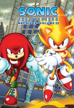 "Sonic The Hedgehog ""ARCHIVES"" - #22. Buy it now at the Archie Comics online store!"