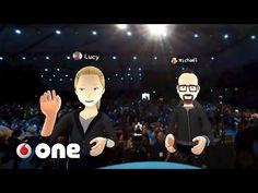 Innovación Tecnológica: Avatares para redes sociales de realidad virtual (...