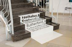 Poster lectures : Studio Laucke Siebein