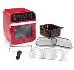 """Cook's Companion® 1200W 12"""" Multi Function Countertop"""