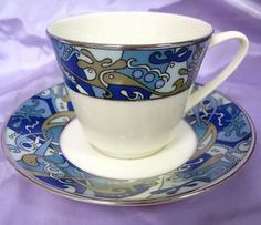 vintage Lenox china Fantasies