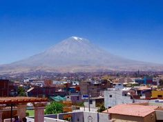 Travel Inspiration for Peru - 10 of the most beautiful towns in Peru! Arequipa | Photo courtesy of Cecilia Roche
