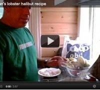 Poor Man's Halibut Lobster