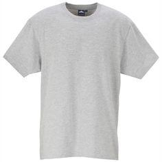 Camiseta premium Turin manga corta Gris