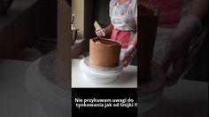 Tutorial tynkowania tortu