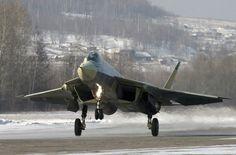 T-50 PAK FA Rusia