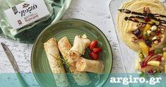 Συνταγή για κρέπες από την Αργυρώ Μπαρμπαρίγου | Η απόλυτη συνταγή με όλα τα μυστικά μου, για να φτιάξετε τέλεια ζύμη για γλυκές και αλμυρές κρέπες Savory Pancakes, Calzone, Food Categories, Breakfast Time, Easy Cooking, Sweet Tooth, Food And Drink, Pizza, Mexican