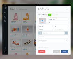 iPad Sales Rep [Sneak-peek] designed by Budi Tanrim. Connect with them on Dribbble; User Interface Design, Ui Ux Design, Dashboard Design Template, Mobiles Webdesign, Mobile App Design, Mobile Ui, Tablet Ui, Ui Patterns, Ui Design Inspiration