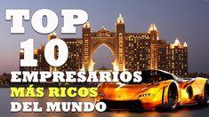 🙂¿Quienes son los más ricos del mundo? los más poderosos del mundo👍