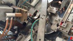 A part of circuit breaker's making-process Power Strip, Circuit