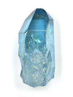 New Aqua Aura Quartz just added. See more here: http://www.exquisitecrystals.com/quartz/aqua-aura-quartz