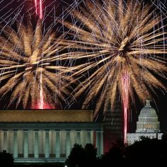 10Best: Fourth of July fireworks around the USA