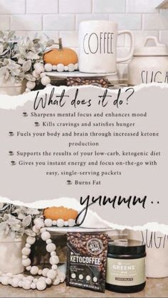 What Keto Coffee does ! Burn fat while drinking coffee ? It Works Body Wraps, My It Works, It Works Company, It Works Greens, It Works Marketing, Skinny Coffee, It Works Distributor, It Works Global, It Works Products