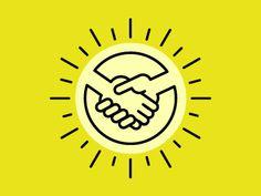 Shake Hands. by Tim Boelaars