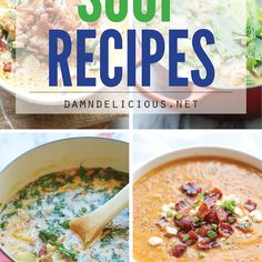 15 Best Quick and Cozy Soup Recipes