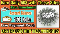 Bitcoin Mining Pool, Free Bitcoin Mining, What Is Bitcoin Mining, Cloud Mining, Mining Equipment, Crypto Mining, Free News, Earn Money Online, Investing