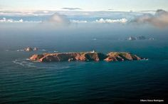 Berlengas islands in portugal
