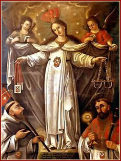 Feast Day 24 September - Our Lady of Ransom