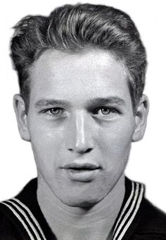 Young Paul Newman