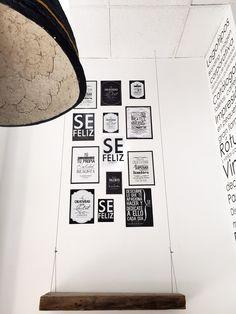 Vinilos adhesivos decorativos con la filosofía de FreeZia Studio. Disponibles desde 3€ en C/Cuba, 3 bajo, Ruzafa, Valencia.