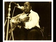 'Baby Please Don't Go - Original' BIG JOE WILLIAMS (1935) Delta Blues Guitar Legend - YouTube