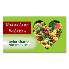 300 best nutritionist business cards images on pinterest in 2018 nutrition health foods business card colourmoves