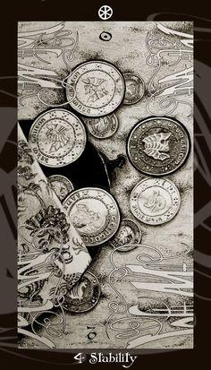 Tin tức Lá Four of Disks - Harry Potter Tarot bài tarot Xem thêm tại http://tarot.vn/la-four-of-disks-harry-potter-tarot/