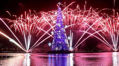 THE MOST BEAUTIFUL AND SPECTACULAR CHRISTMAS TREES IN THE WORLD