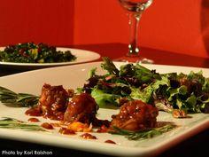 Seasoned Vegan: a full service vegan restaurant in Harlem