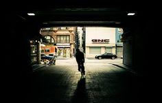 """Still frame """"on the run"""" by Carlos Gonzalez"""