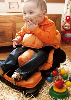 Leckey Squiggles ESS � Early Sitting System