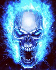 Pin by Gus Willett on Skull pictures Ghost Rider Wallpaper, Joker Hd Wallpaper, Lion Wallpaper, Graffiti Wallpaper, Marvel Wallpaper, Wallpaper Keren, Screen Wallpaper, Mobile Wallpaper, Wallpaper Backgrounds