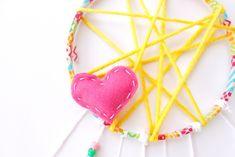 Dream Catcher Craft for Kids