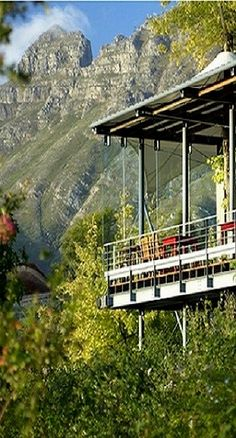 Stellenbosch - Cape Town, South Africa