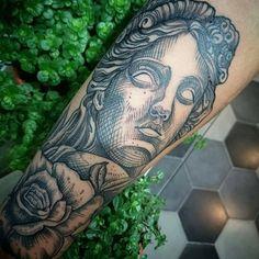 30 Ancient Greek God Mythology Tattoos - Symbols & Meanings