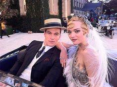 Gemma Ward in The Great Gatsby, 2012