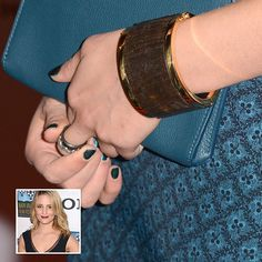 La manucure de Dianna Agron au mois de novembre | Glamour