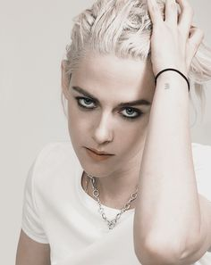 Tumblr Kristen Stewart portraits for Certain Women NYFF 2016