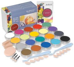 Painting Colors, Set of 20 $79 @ dickblick.com (28% off list)
