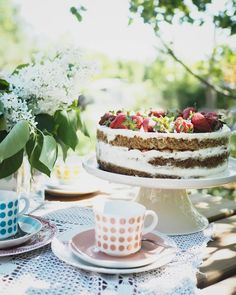 Support the Pink Ribbon Breakfast to help kiwis affected by breast cancer High Tea, Vanilla Cake, Tiramisu, Cheesecake, Ribbon, Breakfast, Ethnic Recipes, Desserts, Postres