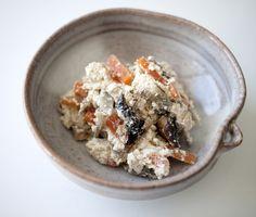 Shiraae (白和え) by maki, via Flickr http://justhungry.com/shiraae-or-shiraae-classic-all-purpose-Japanese-tofu-paste