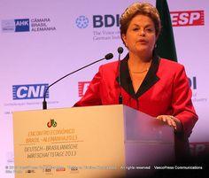 Discurso da Presidente Dilma durante o Encontro Brasil-Alemanha – EEBA 2013 - IMG_8994