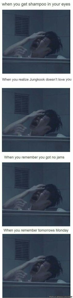 """When you remember you got no jams"" is hands down my favourite"