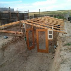 Customize a Walipini greenhouse to ensure a durable, long-lasting and productive underground greenhouse.